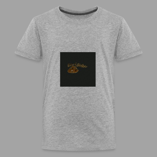 Günni Günter Design Black Background- - Teenager Premium T-Shirt