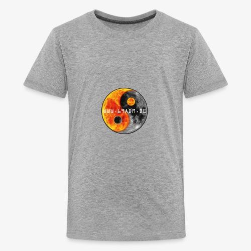 www.69adm.de - Teenager Premium T-Shirt
