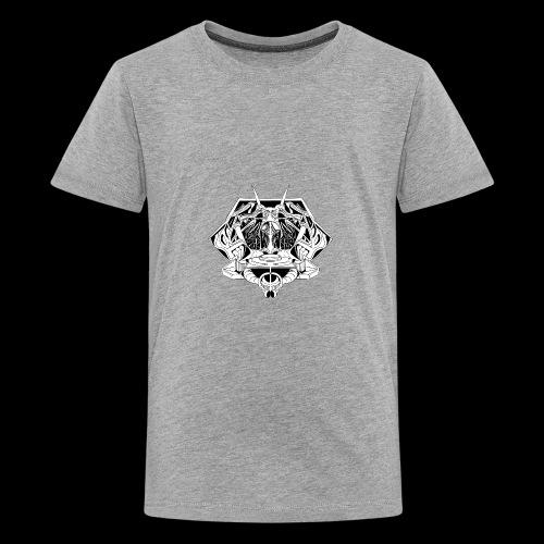 ᐚ ᗕ ᔹ ᖼ ᐻ Ż __________LOGO BY IRIS SON - T-shirt Premium Ado