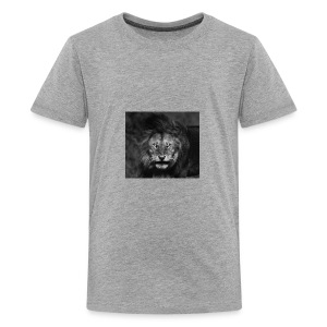 great lion picture - Teenager Premium T-shirt