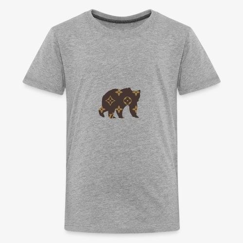 alouci x lv - Premium-T-shirt tonåring