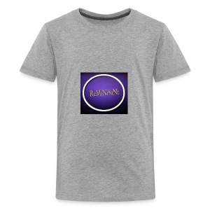 yt pic - Teenage Premium T-Shirt
