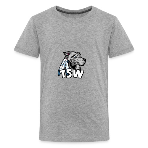 T5Wolves - Teenage Premium T-Shirt