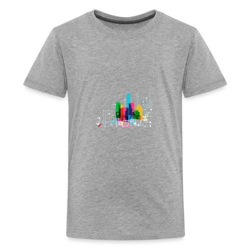 PP47741 - Teenager premium T-shirt