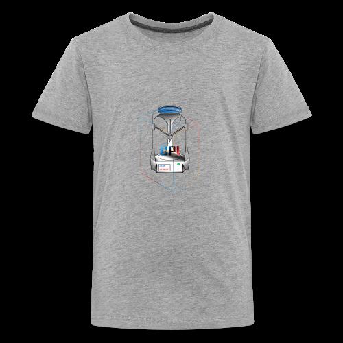 New Logo CPI - T-shirt Premium Ado
