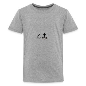 C🔝 - Teenager Premium T-Shirt