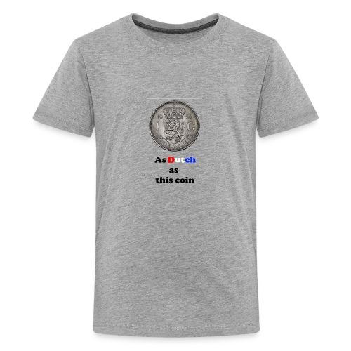 Hollandse Gulden - Teenager Premium T-shirt
