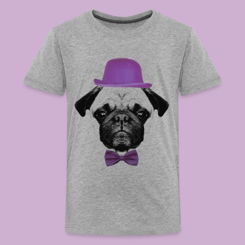 Mops Puppy - Teenager Premium T-Shirt