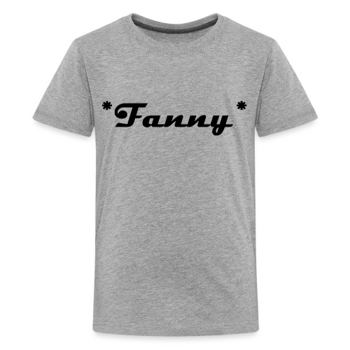 FANNY DESIGN - Teenager Premium T-Shirt