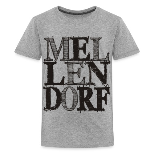 Mellendorf - Teenager Premium T-Shirt