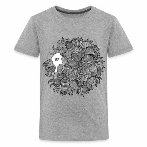 Sher White - Koszulka młodzieżowa Premium