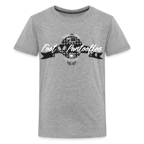 FP mousse canap lucarne-w - T-shirt Premium Ado
