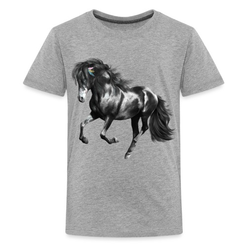Indian Horse - Teenager Premium T-Shirt
