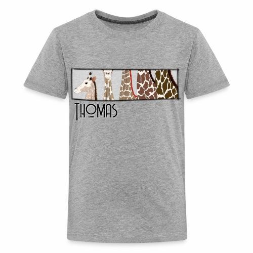 LFGS - TGS - T-shirt Premium Ado
