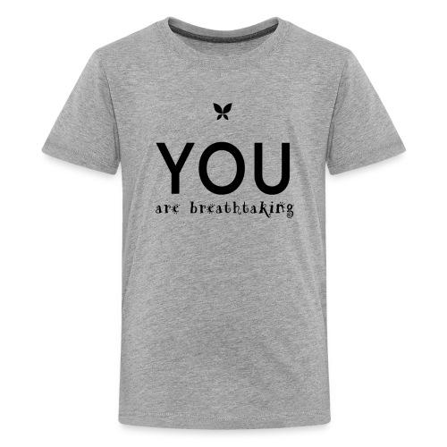 Stahlzart - You are breathtaking. - Teenager Premium T-Shirt