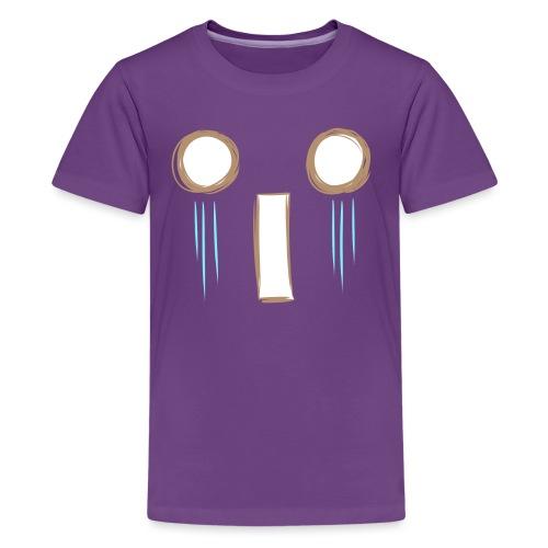 Kawaii_WhattheF_EnChantal - Teenage Premium T-Shirt
