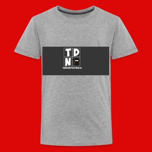 T SHIRT DESIGNS - Teenage Premium T-Shirt