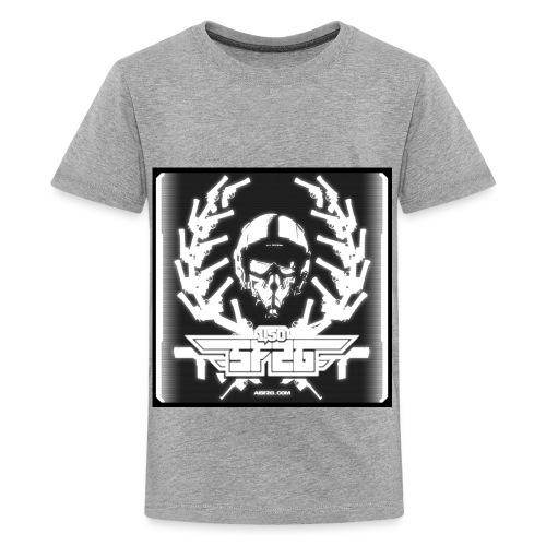 aisfzg experimental - Teenager Premium T-Shirt