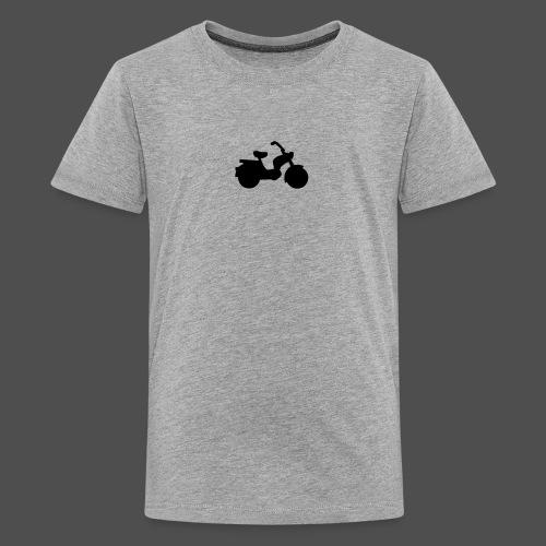 Mofa 9MO11 - Koszulka młodzieżowa Premium