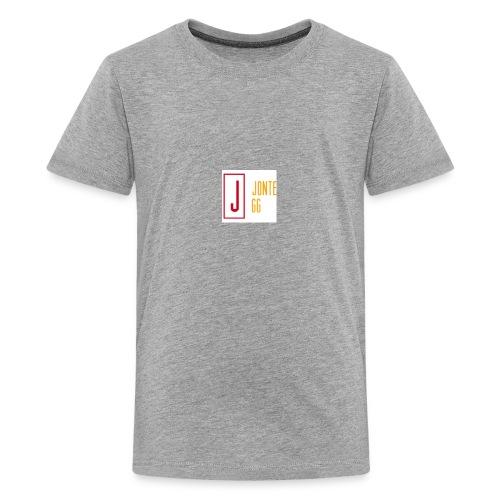 MERCH - Premium-T-shirt tonåring