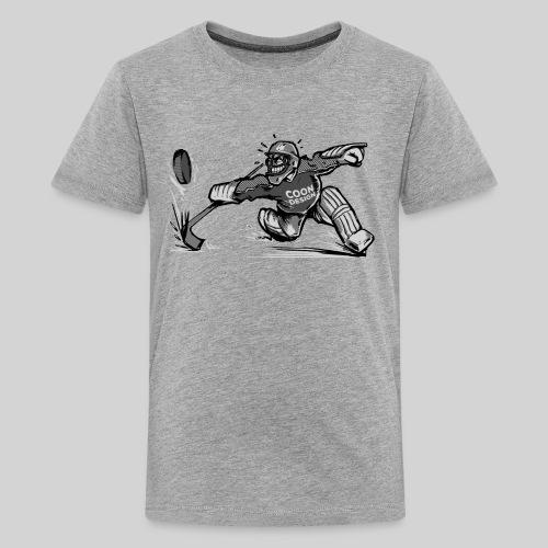 CoonDesign - Goalie II - Teenager Premium T-Shirt