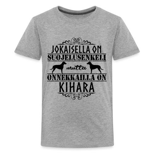 Kihara Enkeli II - Teinien premium t-paita