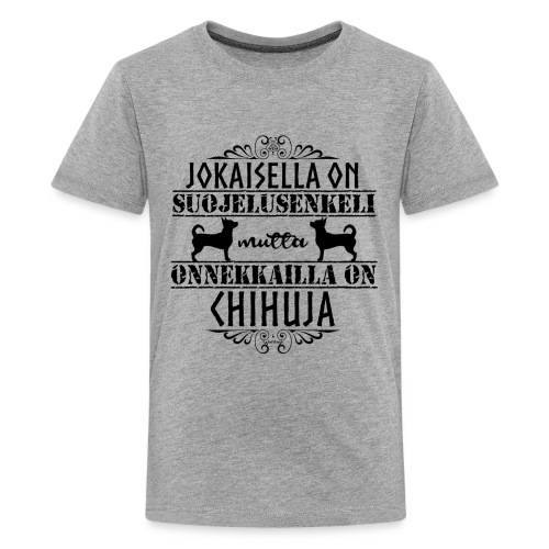 chihuenkelilk2m - Teinien premium t-paita