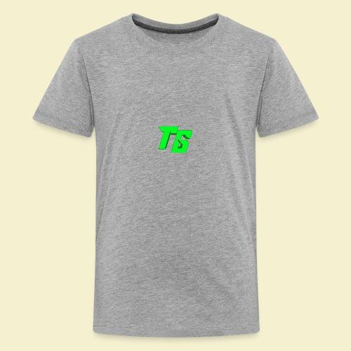 TristanGames logo merchandise - Teenager Premium T-shirt