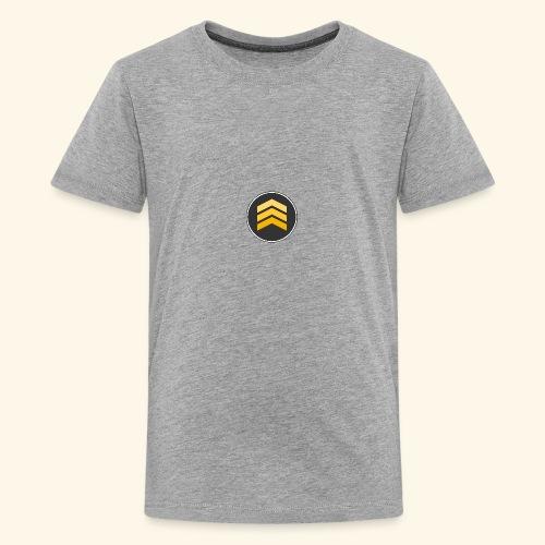 LEVEL_UP - Teenager Premium T-Shirt