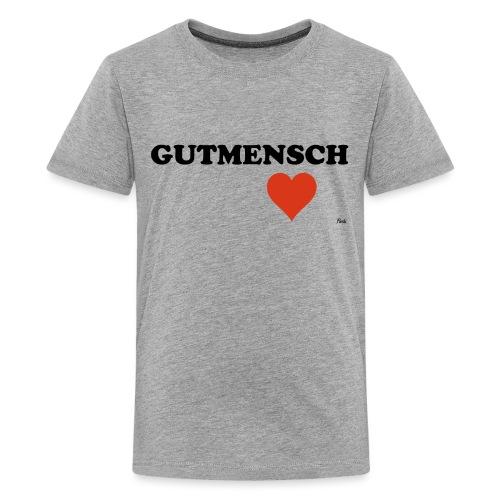 gutmensch - Teenager Premium T-Shirt