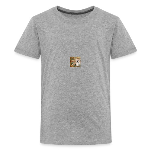 Channal logo - Teenage Premium T-Shirt