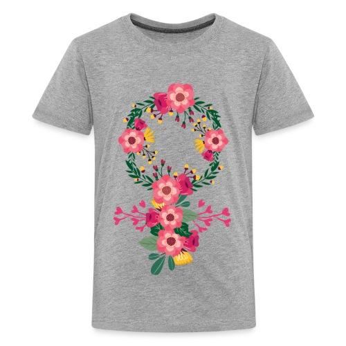 Venussymbol - Premium-T-shirt tonåring