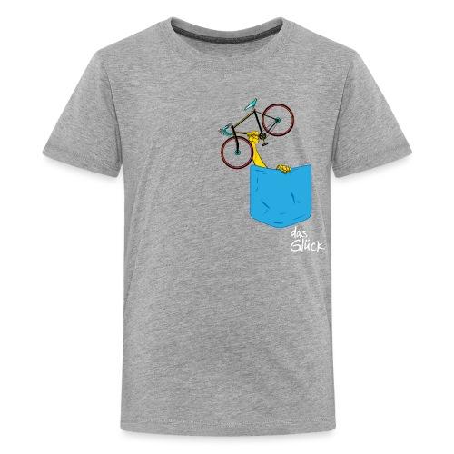 Bike Lover - Teenager Premium T-Shirt