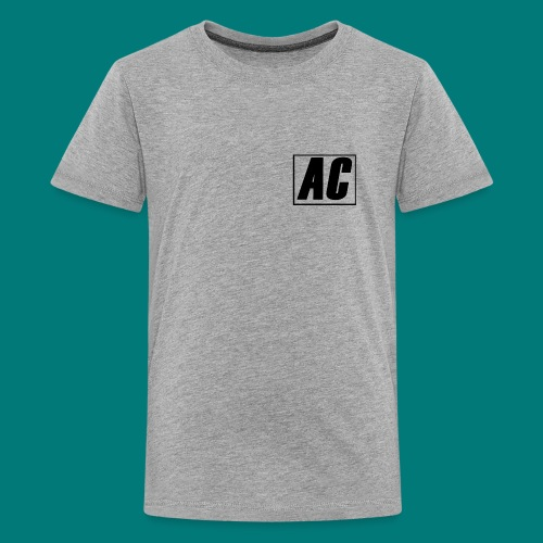 Team AC png - Teenage Premium T-Shirt