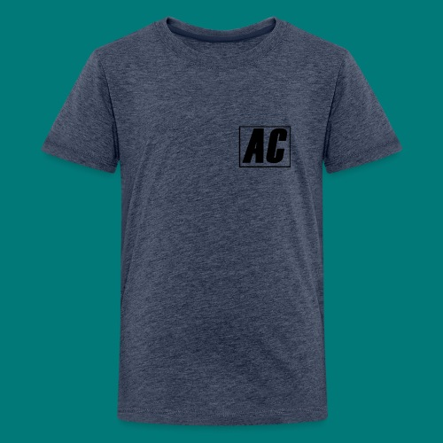 Team AC png - Teenage Premium T-Shirt
