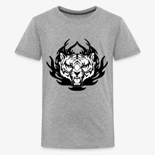 Le tigre en toi ! - T-shirt Premium Ado