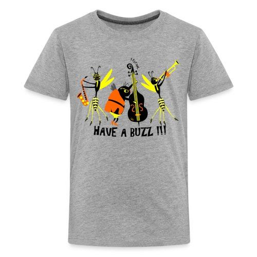 Jazz band - Teenager Premium T-Shirt