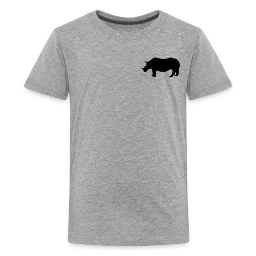 Kleines Narshorn - Teenager Premium T-Shirt