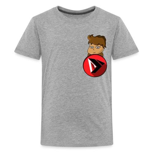Logo officiel de YoghMaw - T-shirt Premium Ado