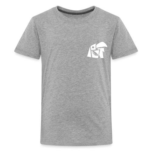 Oedwai Blanc - T-shirt Premium Ado