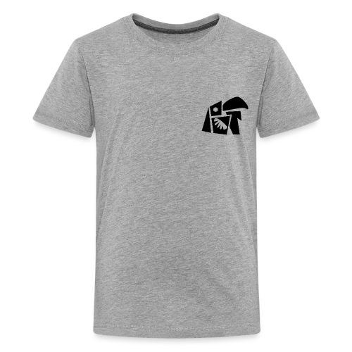 Oedwai Black - T-shirt Premium Ado