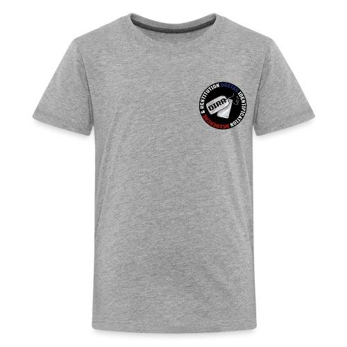 LogoDIRRBBR4000px_PNG - T-shirt Premium Ado