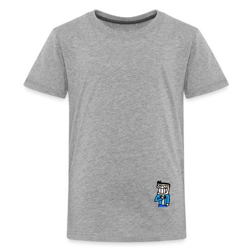 TeeCraftHD - Teenage Premium T-Shirt