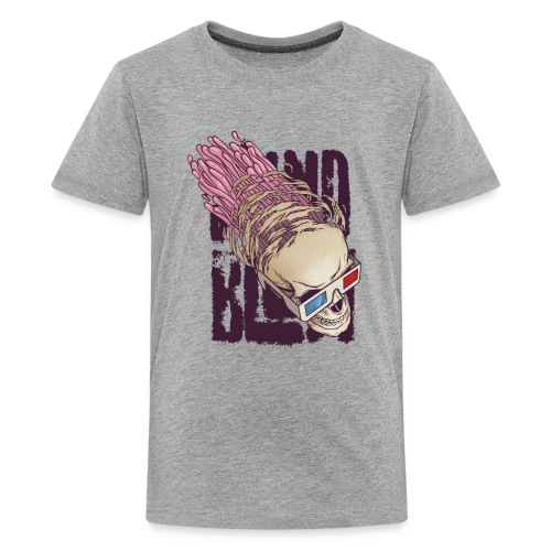 MIND BLOWN - Koszulka młodzieżowa Premium