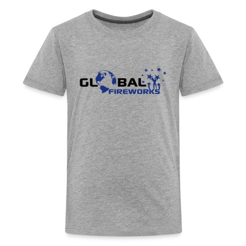 Global Fireworks - Teenager Premium T-Shirt