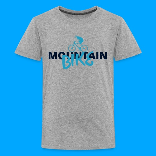 MountainBIKE - Teenager Premium T-Shirt