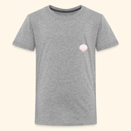 Coquillage tit - T-shirt Premium Ado