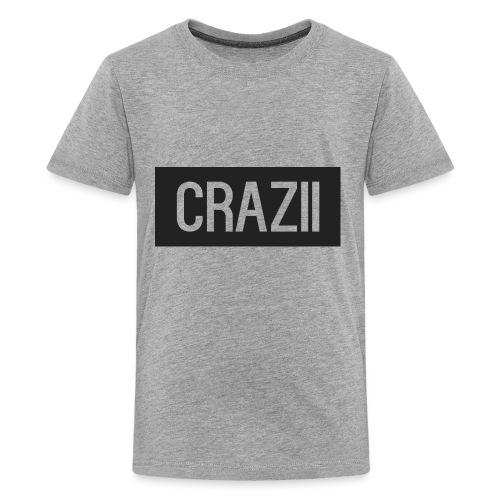 LewisCrazii Shirt Logo - Teenage Premium T-Shirt
