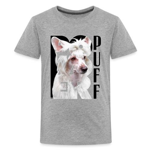 Powderpuff I - Teinien premium t-paita