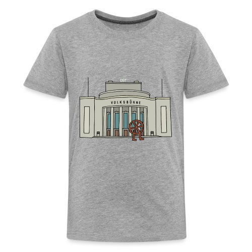 Volksbühne BERLIN - Teenager Premium T-Shirt